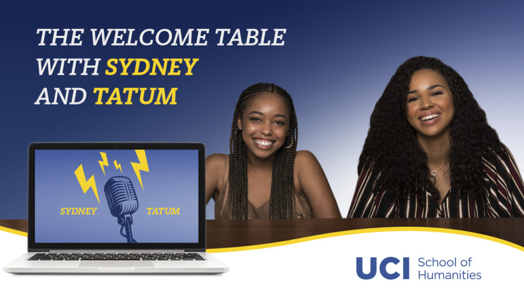 The Welcome Table with Sydney and Tatum