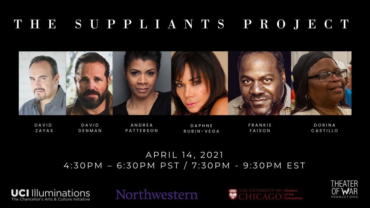 The Suppliants Project
